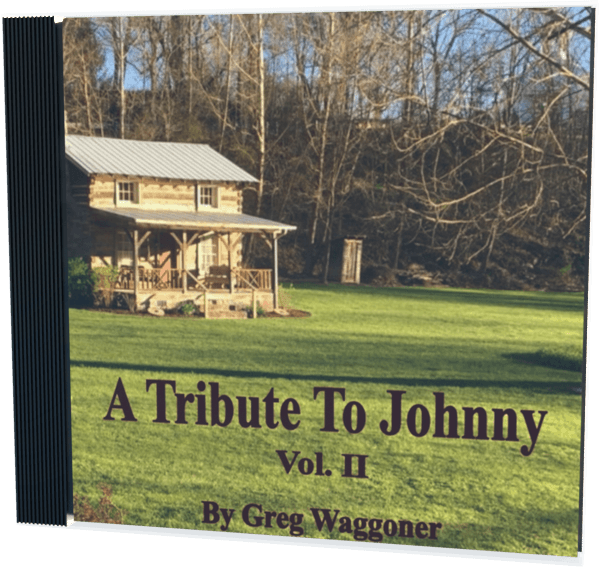 A Tribute to Johnny cd cover
