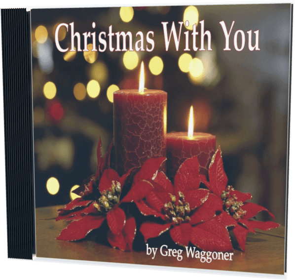 Christmas With You cd cover