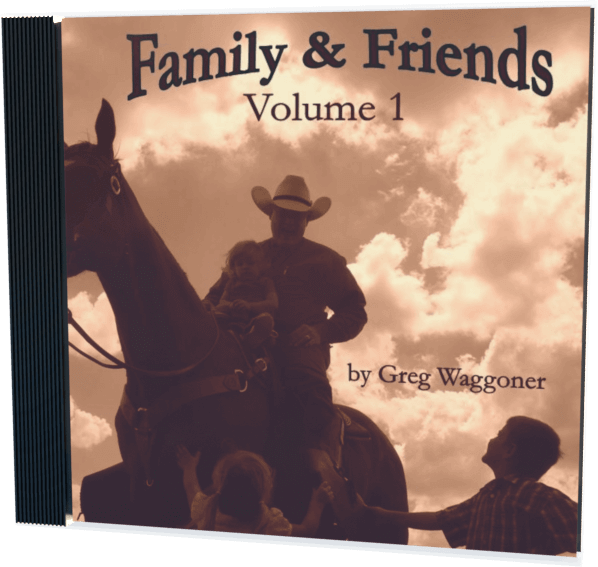 Family & Friends, Volume 1 cd cover