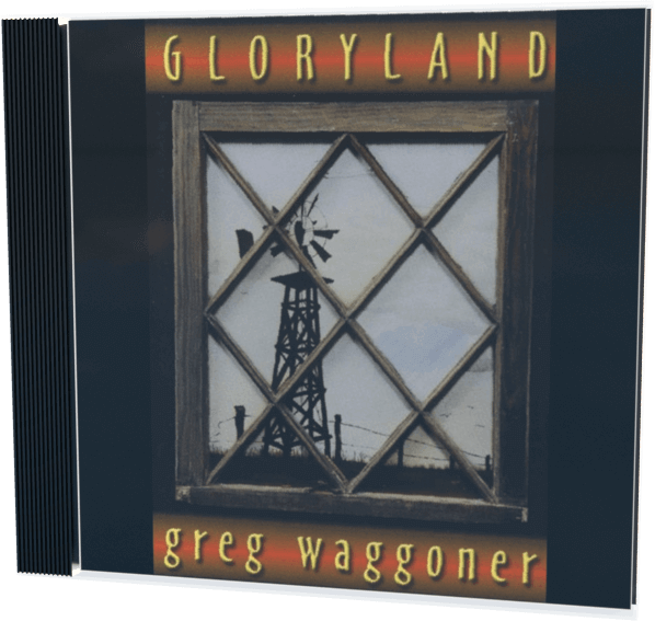 Gloryland cd cover