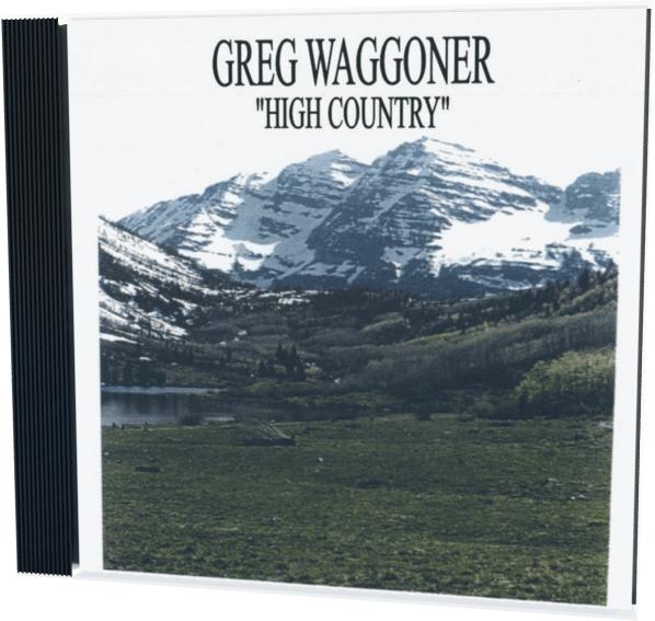 High Country cd cover