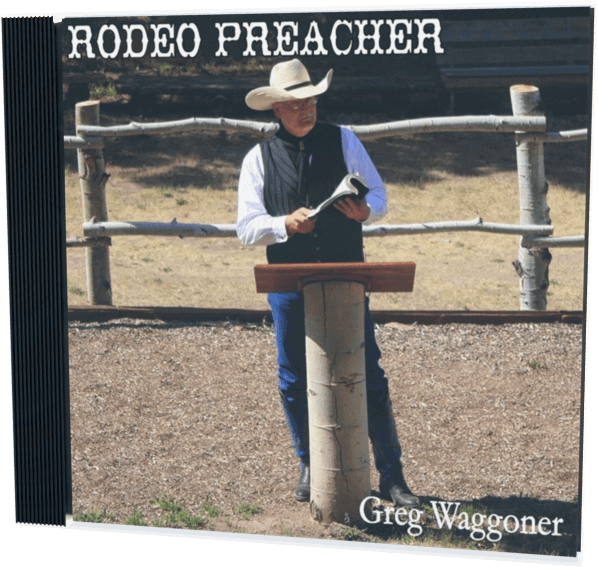 Rodeo Preacher cd cover