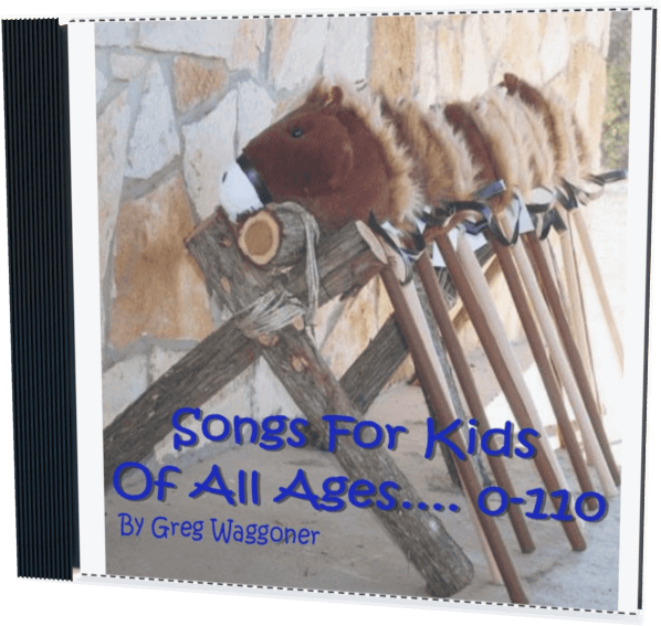 Songs for Kids of All Ages cd cover