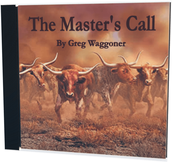 The Master's Call cd cover