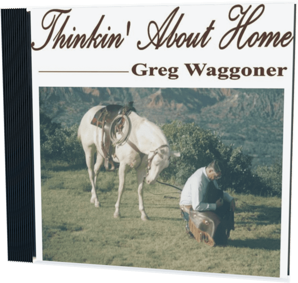 Thinkin' About Home cd cover