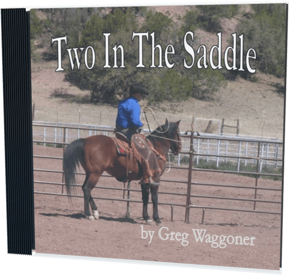 Two in the Saddle cd cover
