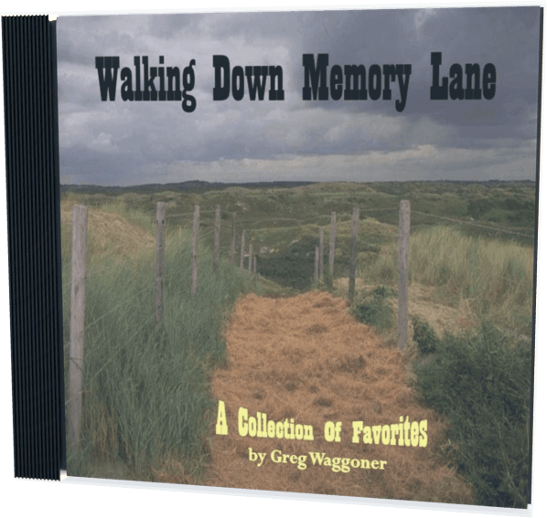 Walking Down Memory Lane cd cover