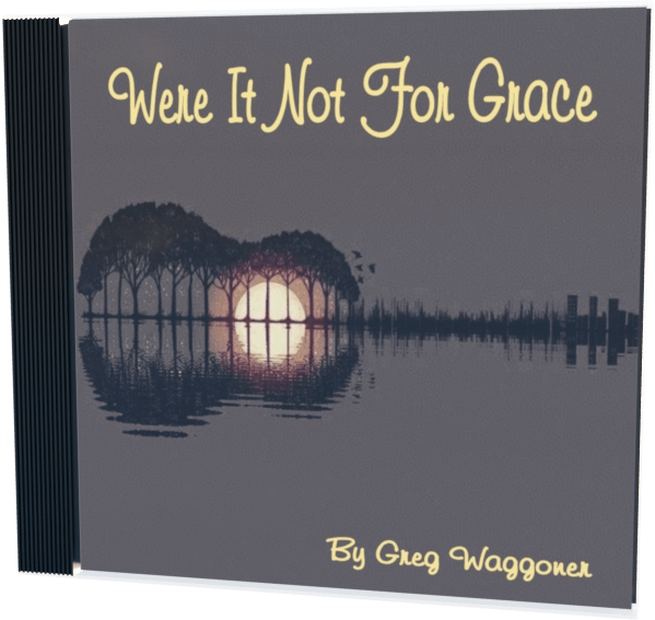Were It Not for Grace cd cover