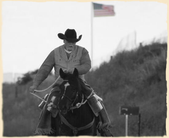 Greg Waggoner - Pony Express Re-ride