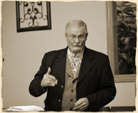 Greg Waggoner Preaching