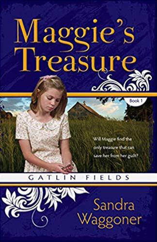 Maggie's Treasure cover